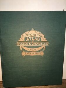 Historical Atlas Leeds and Grenville
