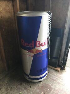 Red bull fridge $250