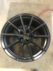 Ford Mustang GT350 rims