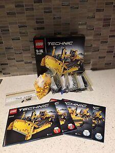 Lego Technic 42028 - Bull Dozer Tarragindi Brisbane South West Preview