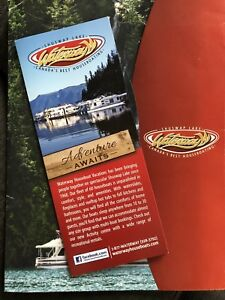 Houseboat Gift Certificate