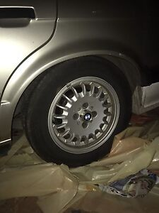 5 x original bmw botte caps wheels Avalon Pittwater Area Preview