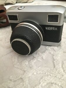 Vintage. Zeiss, Carl VEB :  Werra 4 Camera