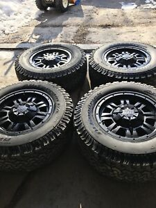 Sweet RSSW rims and tires