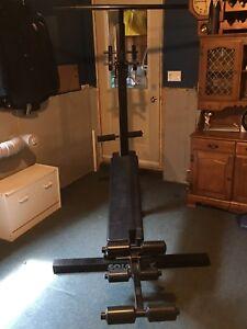 SoloFlex exercise equipments
