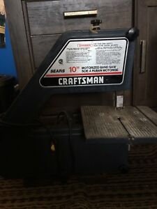Craftsman Band Saw