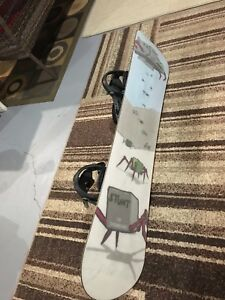 Fire fly 125  snowboard
