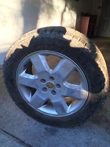 """5x Land Rover Range Rover LR3 LR4 wheels and tyres (tires) 19"""""""