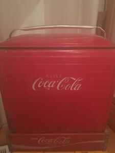 1955 French Coke Cooler