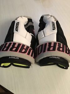 For Sale or Trade. Warrior Alpha QX Custom Gloves