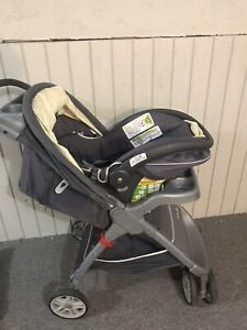 Safety First Car Seat Stroller Combo Set