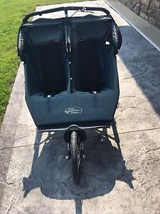 Double stroller baby jogger