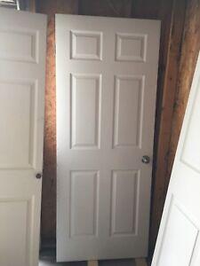 Room door and closet door for sale $25 each