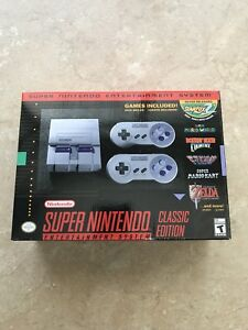 Super NES Classic - New in Box