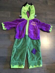 Toddler Frankenstein costume - 12-24 months - $10