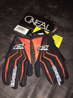 Oneal mx gloves