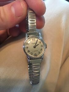 Vintage timed woman's watch