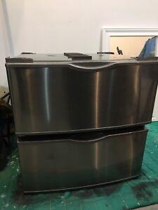Samsung washer and dryer pedestals