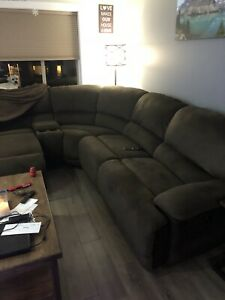 Very comfy sectional