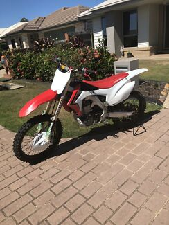 2016 Crf450r Caboolture Caboolture Area Preview