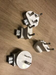 Apple international travel adapters