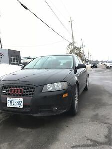2007 Audi A3 running perfect need it gone before spring !!
