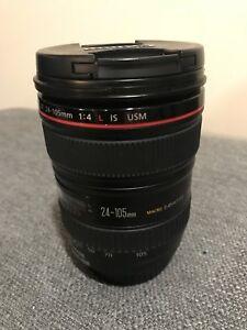 Canon 24-105mm L f4 Version 1