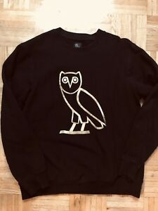 OVO Owl Sweater, Like New Size XL, OG Release