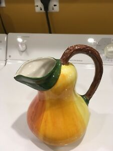 Water Pitcher for Thanksgiving