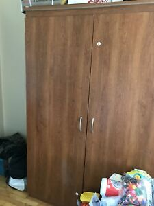 Large closet armoire for sale