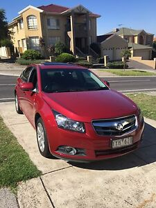 Holden Cruze 2011 CDX JG Auto North Melbourne Melbourne City Preview