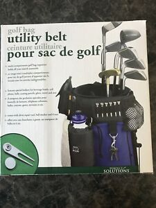 BNIB Golf Bag Utility Belt