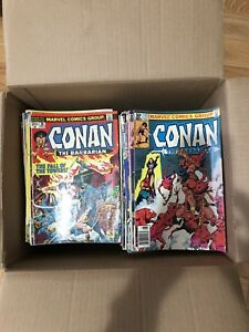 Conan The Barbarian Comics (234 copies)