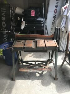The Brown Boggs co. vintage sheet metal cutter
