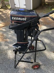 Evinrude 15hp outboard motor