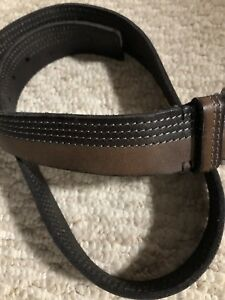 Mens timberland belt