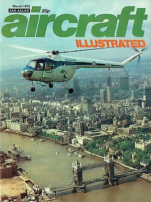 Aircraft Illustrated Mar 73  Laker Airways  Gloster F9 37  Uss Intrepid  Tempest