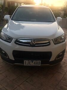 Holden Captiva 2014 LTDZ Westmeadows Hume Area Preview