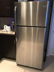 Complete set Stainless Steel Frigidaire Appliances