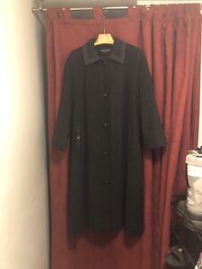 Fen Nelli -Wool/ Mohair Winter Coat