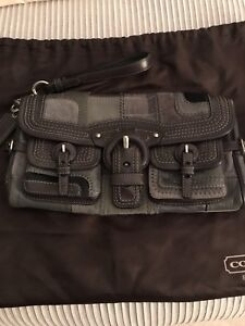 Authentic Coach Clutch Purse
