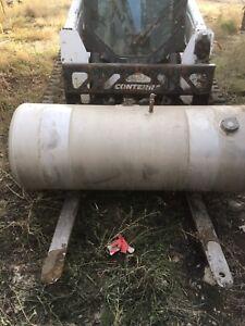 Kenworth aluminum fuel tank