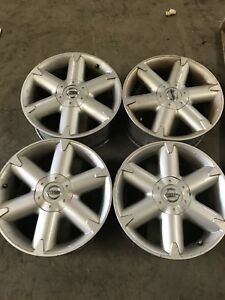 Mags 18 pouces 5x114.3 NISSAN MURANO - ROGUE