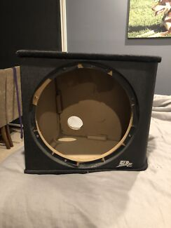 "15"" Subwoofer Box East Maitland Maitland Area Preview"