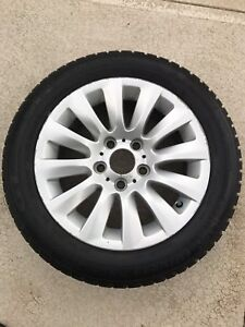 """16"""" rims and winter tires"""