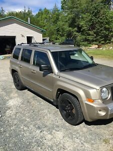 2010 Jeep Patriot Limited Edition