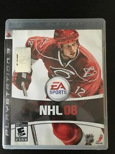 NHL 08 for PS3