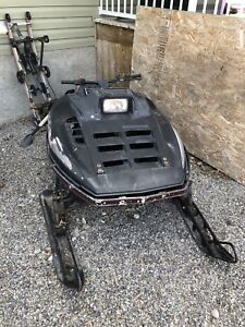 Polaris 400 chassis no engine must go asap