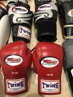 Boxing and Mauy Thai Gear.