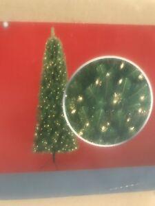 Pre-lit corner Christmas tree - brand new in box.
